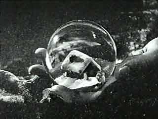 Rosebud+snow+globe+sled+citizen+kane+orson+wells
