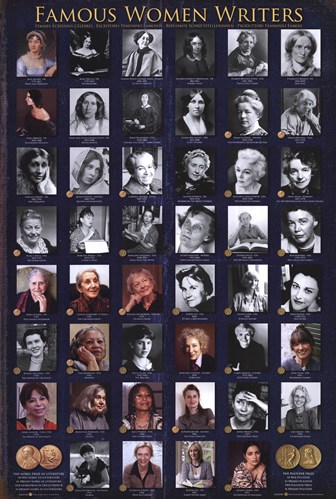 Famous-Women-Writers